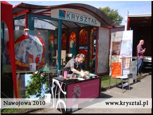 Targi Nawojowa 2010 www.krysztal.pl