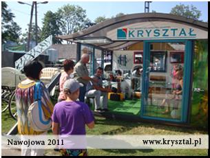 Targi Nawojowa 2011 www.krysztal.pl