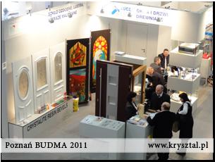 TARGI BUDMA 2011 www.krysztal.pl