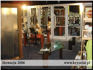 Targi Słowacja 2006 www.krysztal.pl